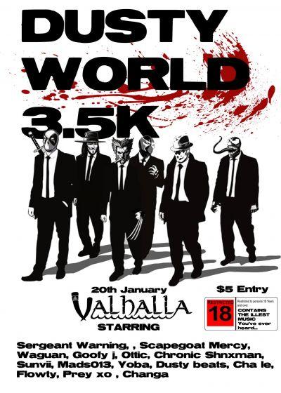 Dusty World 3.5k