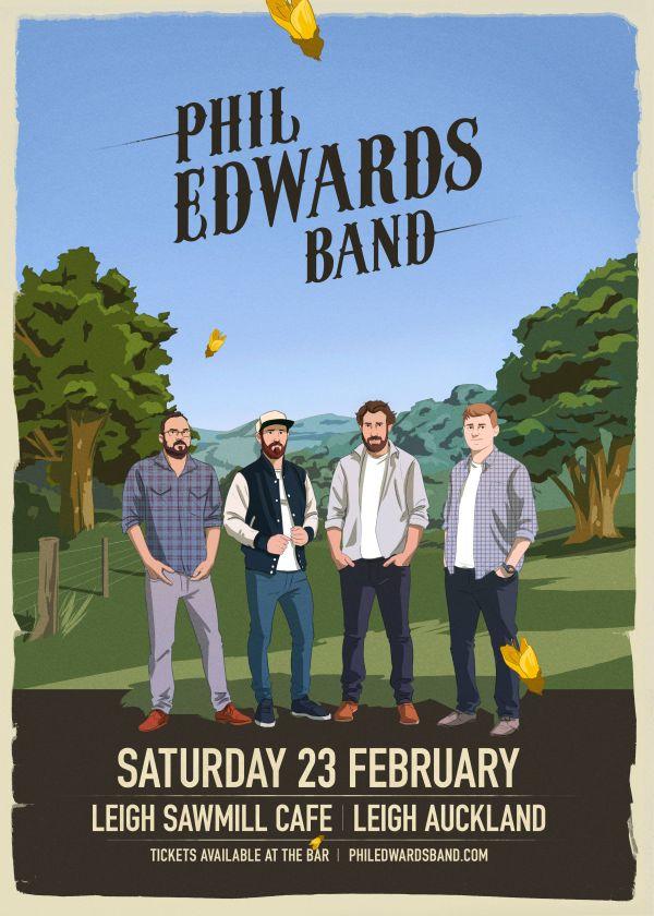 Phil Edwards Band