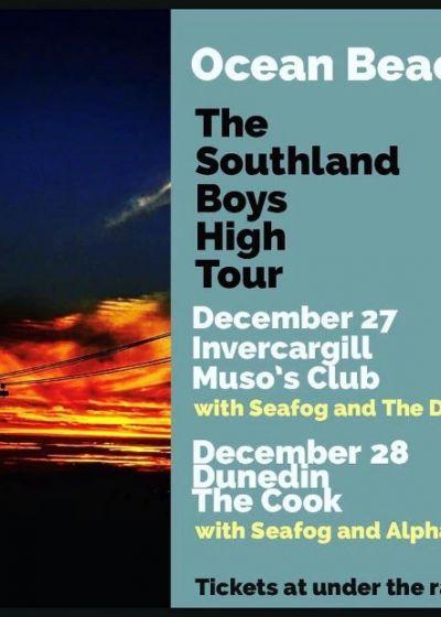 Ocean Beach and Friends - The Southland Boys High Tour