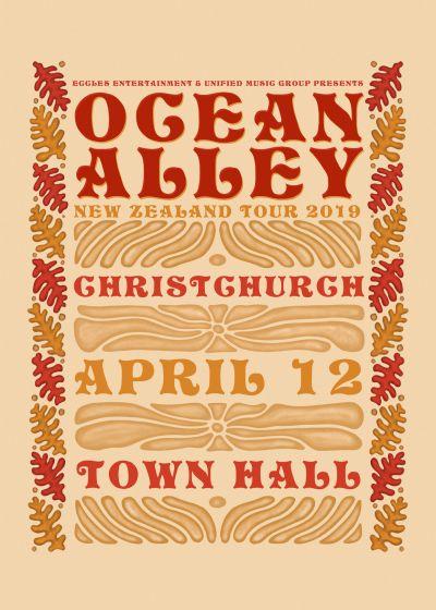 Ocean Alley - New Zealand Tour
