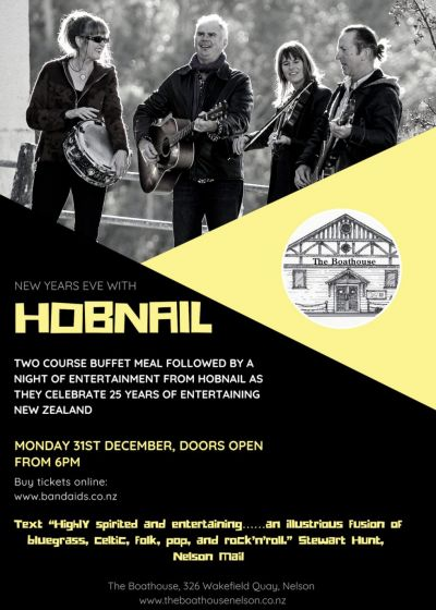 New Year Eve with Hobnail