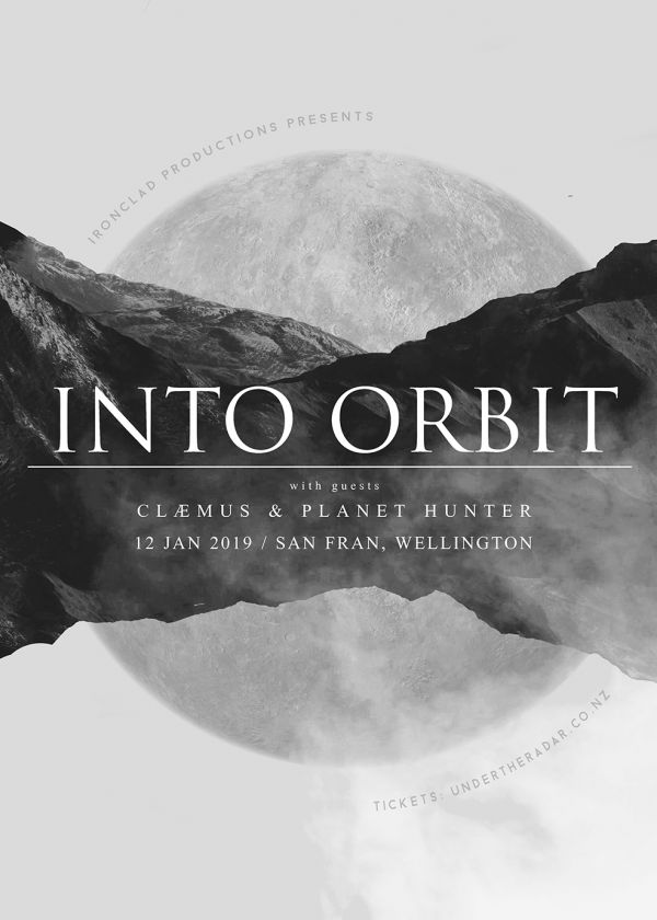 Into Orbit W/ Clæmus and Planet Hunter
