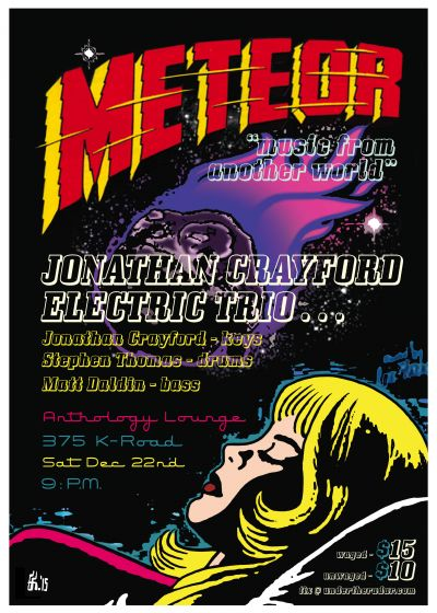 Jonathan Crayford Electric Trio