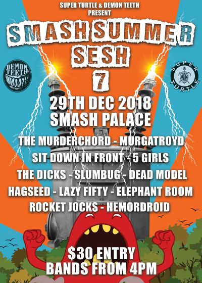 Smash Summer Sesh 7