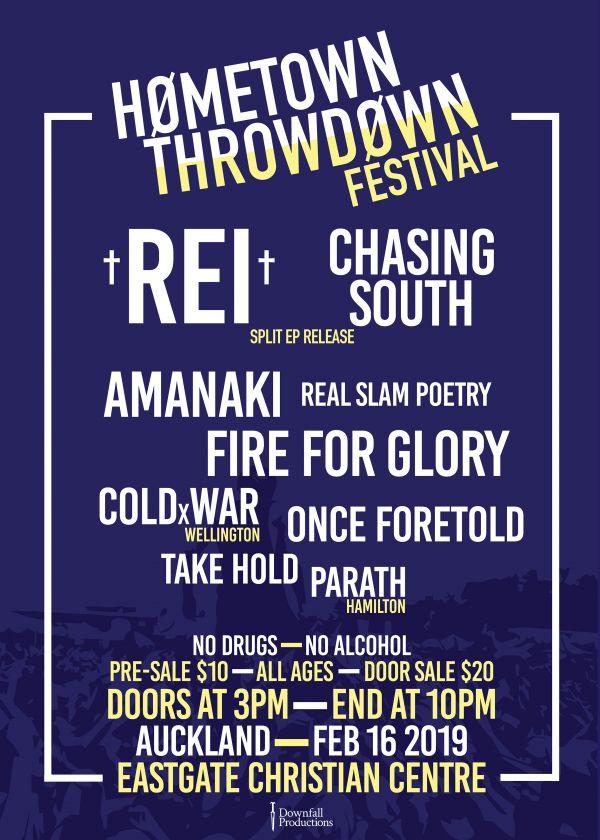 Hometown Throwdown Festival 2019
