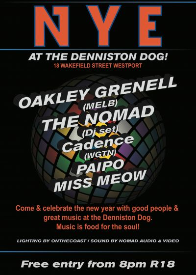 Oakley Grenell - Summer Tour - Live and Dj Set