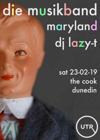 Die Musikband with Maryland and Dj Lazy-T