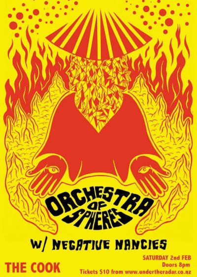 Orchestra Of Spheres / Negative Nancies