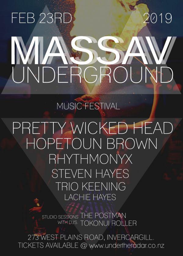 Massav Underground Music Festival