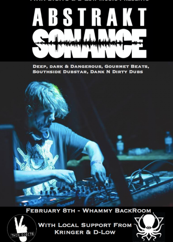 Twin Digits and D-low Music Presents - Abstrakt Sonance