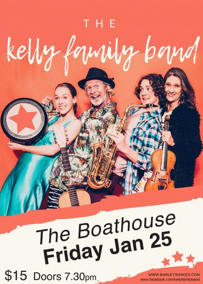 The Kelly Family Band