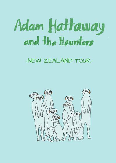 Adam Hattaway and the Haunters