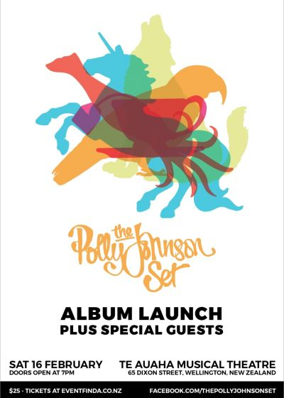 The Polly Johnson Set Release An Album!