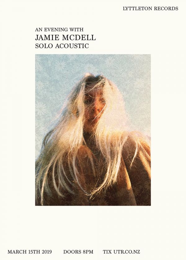 Jamie McDell - Solo Acoustic - Cancelled