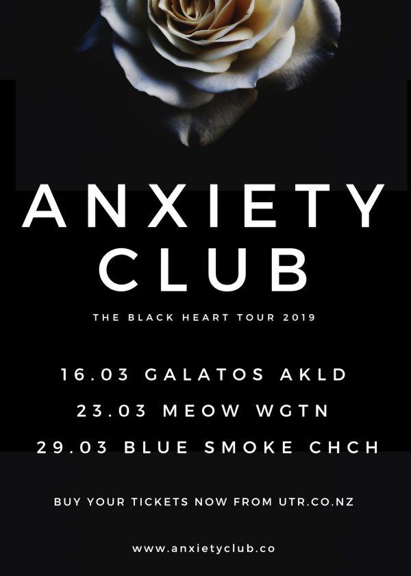 Anxiety Club