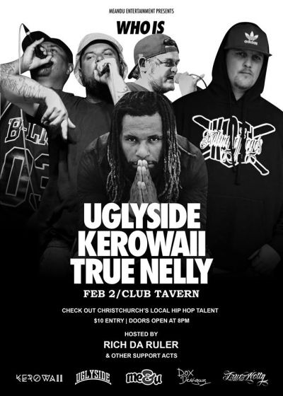Who Is - Uglyside/Kerowaii/True Nelly