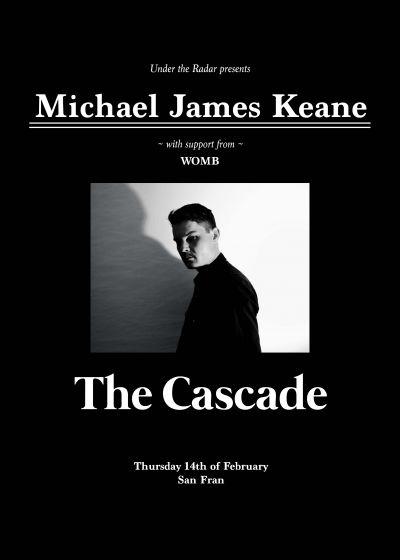 Michael James Keane: The Cascade Album Release
