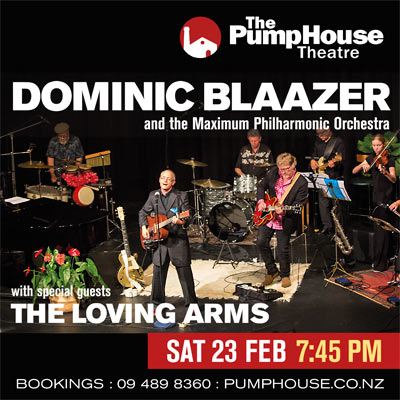 Dominic Blaazer and the MPO - with The Loving Arms