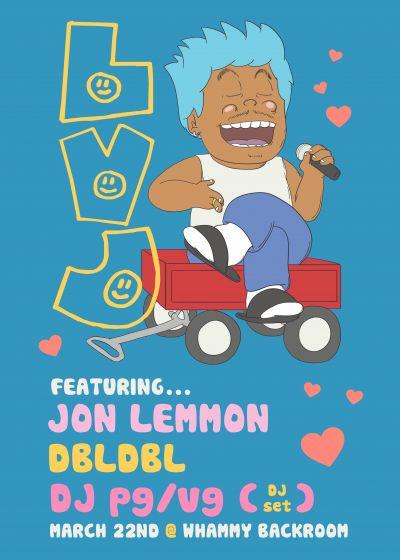 The L V J Homecoming feat. Jon Lemmon, Dbldbl and DJ pg/vg (Live)