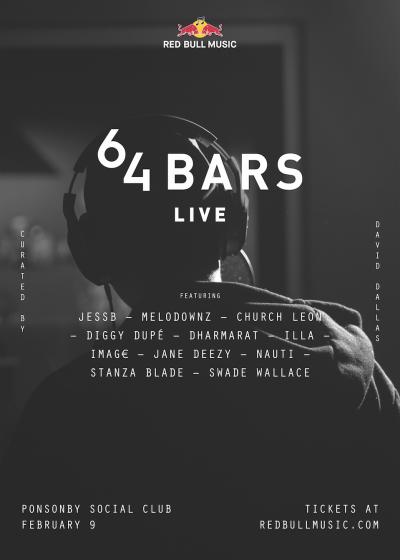 Red Bull Music 64 Bars Live