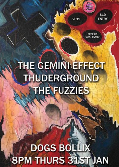 Gemini Thunder Fuzz