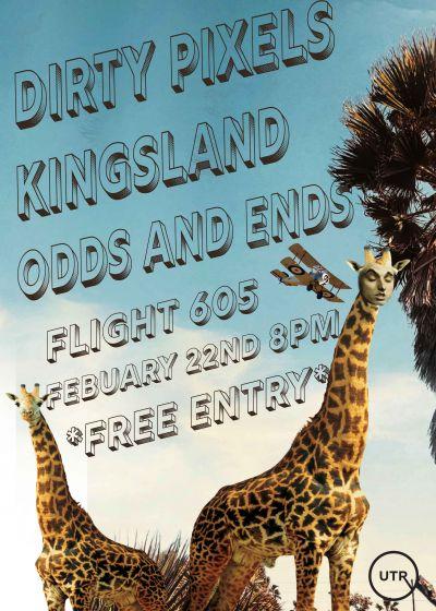 Dirty Pixels, Kingsland, Odds And Ends