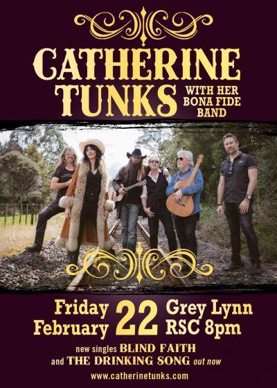Catherine Tunks And Her Bona Fide Band