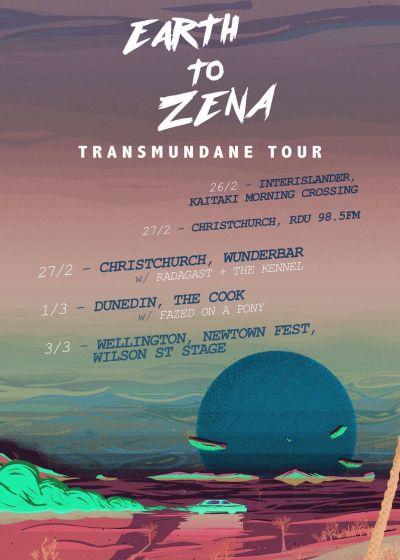Earth To Zena - Transmundane Tour