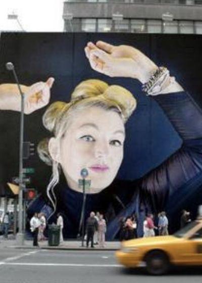 Jane Siberry - Auckland Pop-up Salon Concert