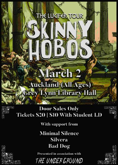 Skinny Hobos - The Lucifer Tour