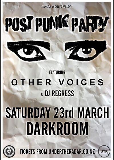 Post Punk Party!