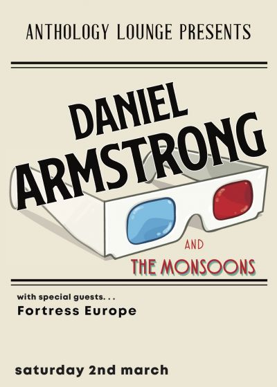 Daniel Armstrong and The Monsoons - Album Launch