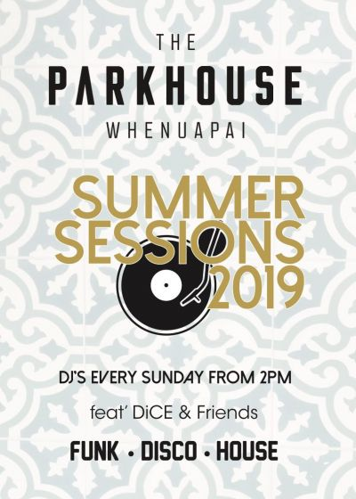 Summer Sessions 2019 - DiCE_NZ