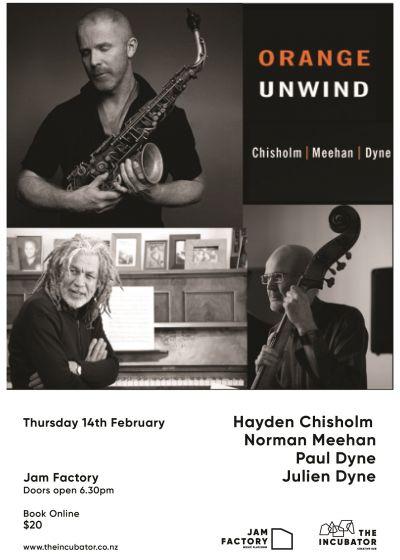 Hayden Chisholm's Unwind Tour