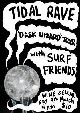 Listen To Tidal Rave's Single 'Dark Wizard' - Music News at