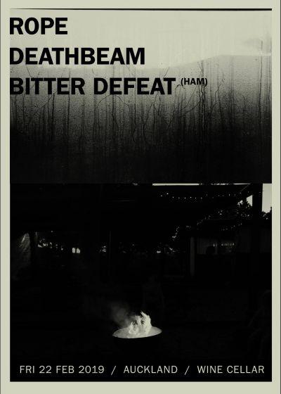 Rope / Death Beam / Bitter Defeat