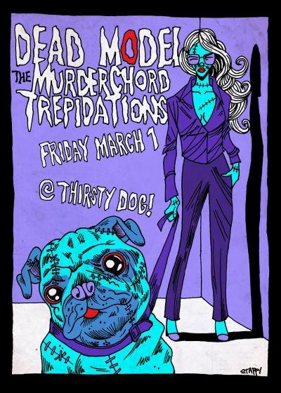 Dead Model, Trepidations, Murderchord