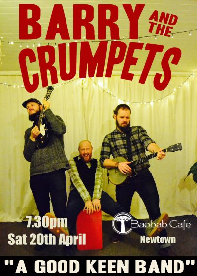 Barry And The Crumpets