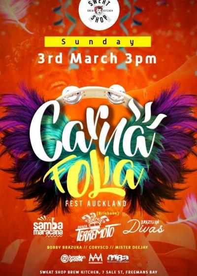 Carna-folia / Brazilian Carnival
