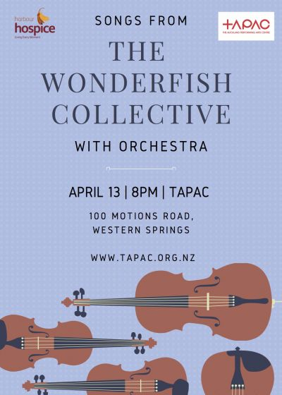 The Wonderfish Collective with Orchestra