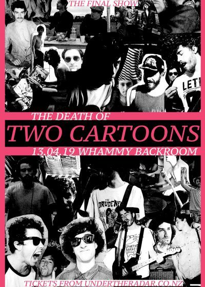 The Death Of Two Cartoons