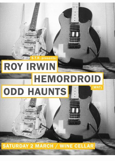 Roy Irwin / Hemordroid / Odd Haunts