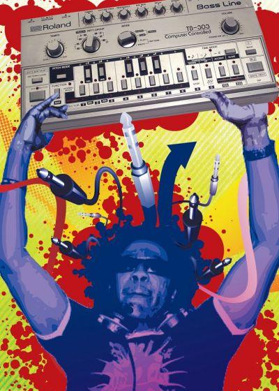 Dj Pierre, Greg Churchill - 30 Yrs Of Acid House