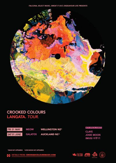 Crooked Colours