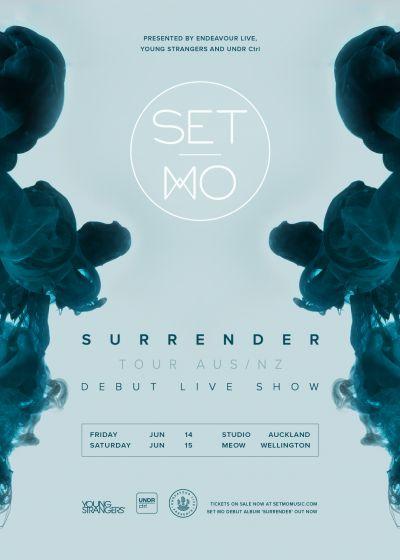 Set Mo Surrender Tour