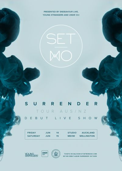 Set Mo Surrender Tour