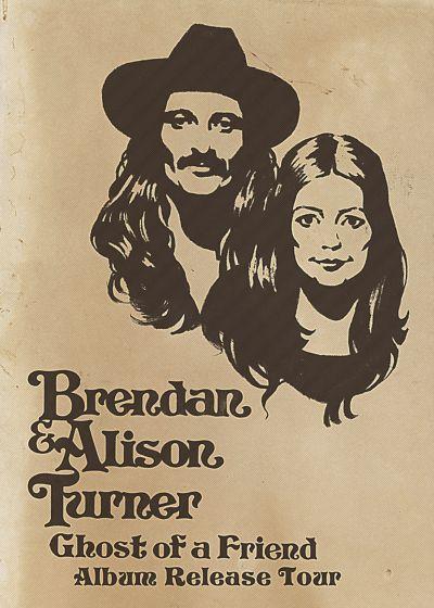 Brendan and Alison Turner