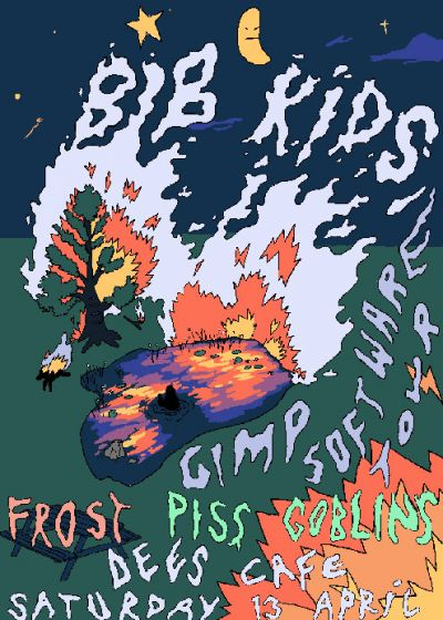 Bib Kids!(AKL) Piss Goblins! Frost!