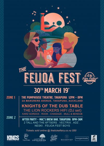 The Feijoa Festival