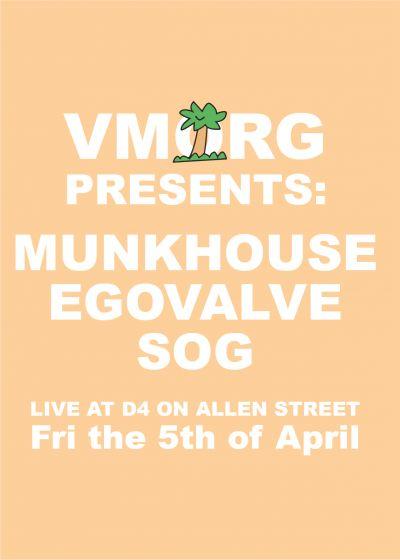 Munkhouse, Egovalve And Sog